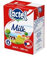 Sữa tươi Lactel (Pháp) - full scream (200ml)