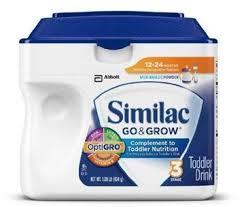 Sữa bột Abbott Similac 3 Go&Grow (My)