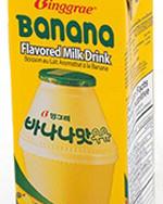Binggrae milk chuối