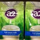 Sữa tươi A2 full cream dạng bột (gói 1kg)