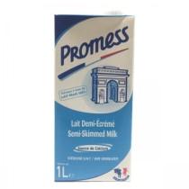 Sữa tươi Promess (Pháp) tách kem