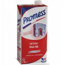 Sữa tươi Promess (Pháp) nguyên kem