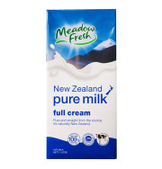 Meadow Fresh milk full cream 1l
