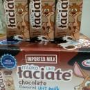 Sữa tươi Laciate chocolate 200ml (thùng 12 hộp)