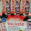 Sữa tươi Laciate dâu 200ml (thùng 12 hộp)