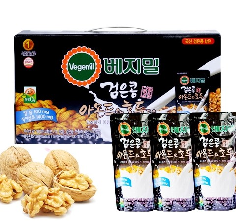 Sua Hanh nhan, Oc cho Vegemil 190ml