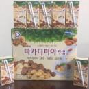 Sữa Macca, Hạnh nhân, Óc chó Sooha 190ml (thùng 20 hộp)