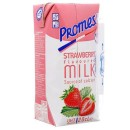 Sữa tươi Promess dâu 200ml (thùng 24 hộp)