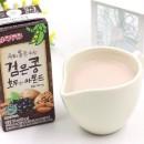 Sữa Hạnh nhân, Óc chó, Đậu đen Hàn Quốc 190ml (thùng 24 hộp)