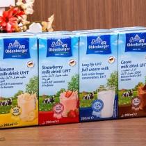 Sữa tươi Đức mix 4 vị Oldenburger
