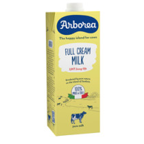 Sữa tươi full cream Arborea 1l
