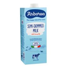 Sữa tươi semi-skim Arborea 1l