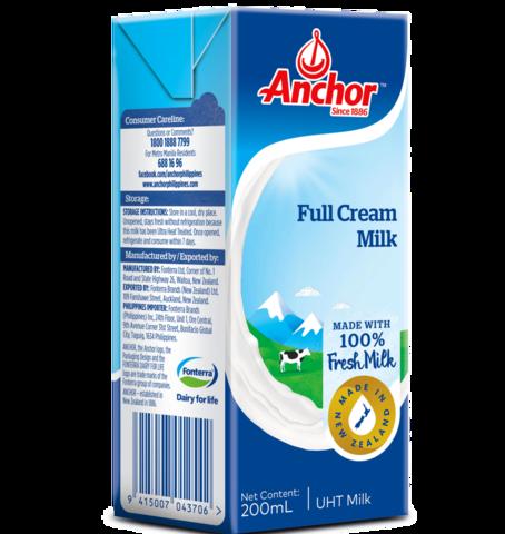 Sữa tươi Anchor (New Zealand)