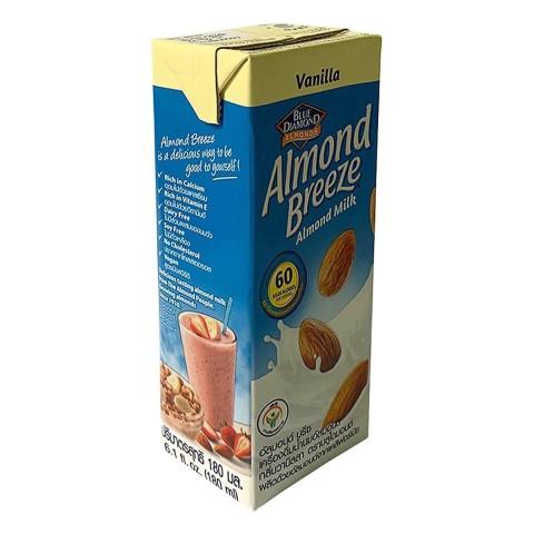Almond Breeze milk hanh nhan vanila