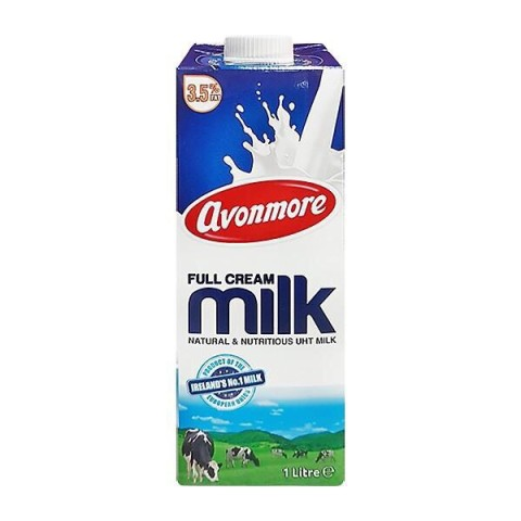 Avonmore full cream milk 1l