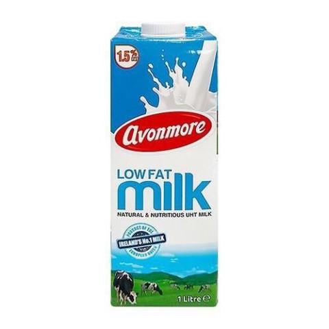 Avonmore low fat milk 1l