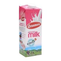 Avonmore skim milk 1l